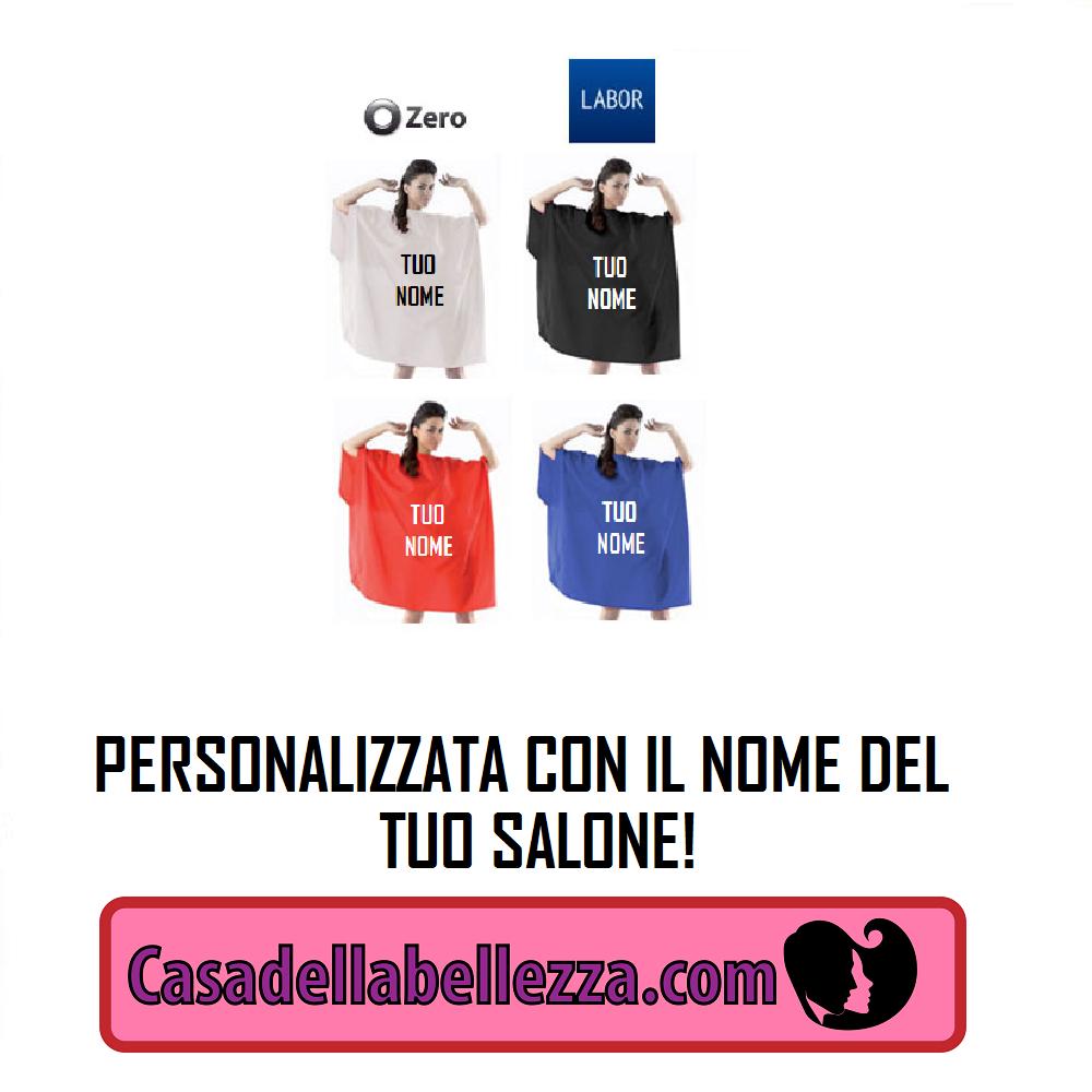 Mantella mantellina personalizzata tuo logo piega capelli for Muster arredamenti parrucchieri